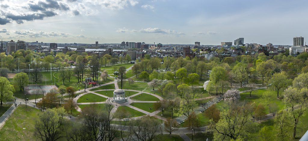 Parkside Panoramic View