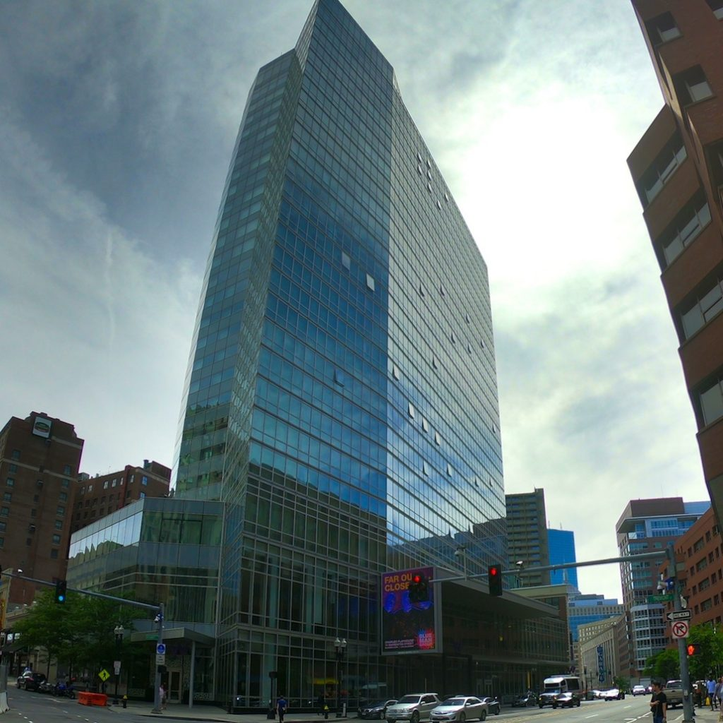 The W Boston Residences Building