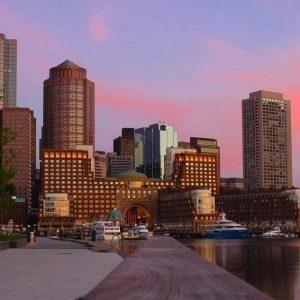 Seaport District Boston, MA