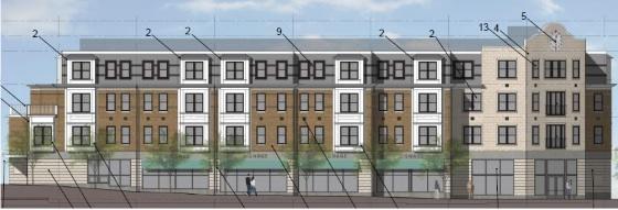 The Bradford Development (formerly Cushing Village) Belmont