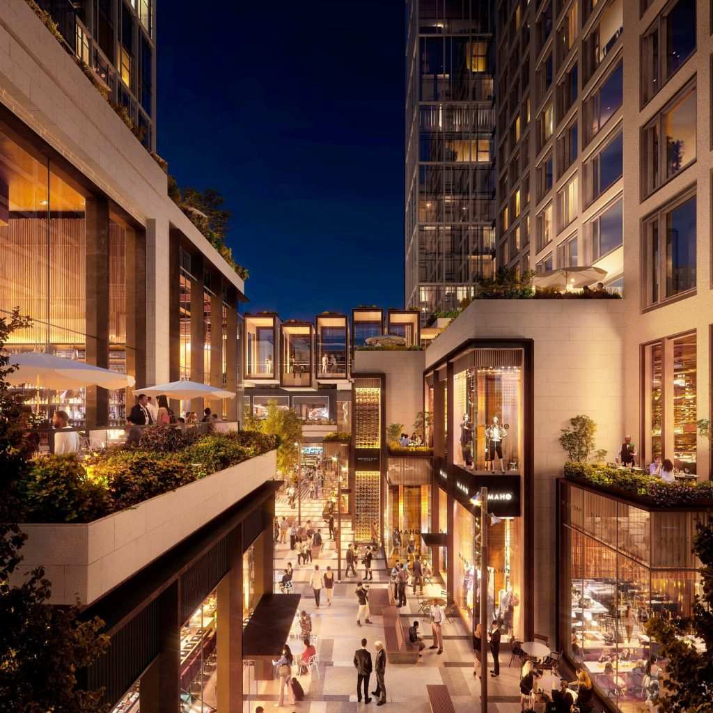 New Condos And Apartments Rise Up Around: Echelon Seaport New Construction Luxury Condos And