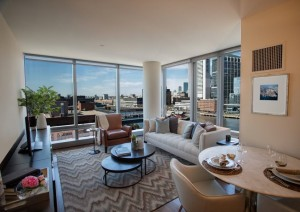 Boston luxury apartments inside