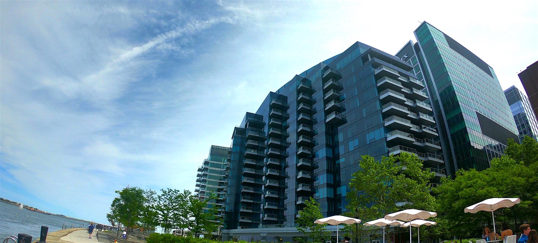 Luxury Boston Condos at 22 Liberty Drive Seaport