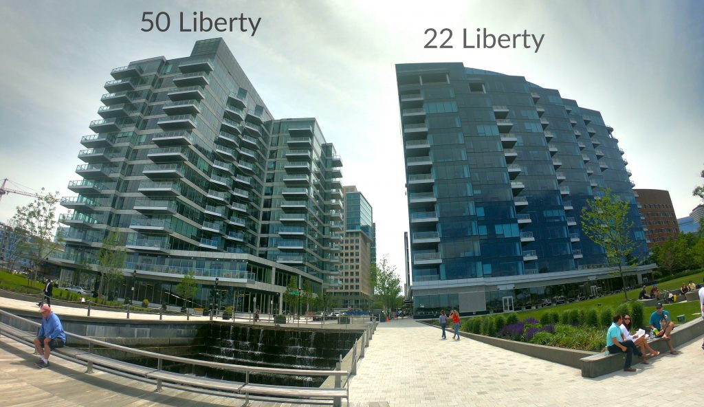 50 Liberty, 22 Liberty, Boston, MA, Seaport District, Condos