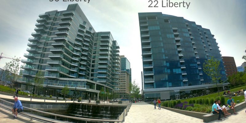 50 Liberty, 22 Liberty, Boston, MA, Seaport District, Condos